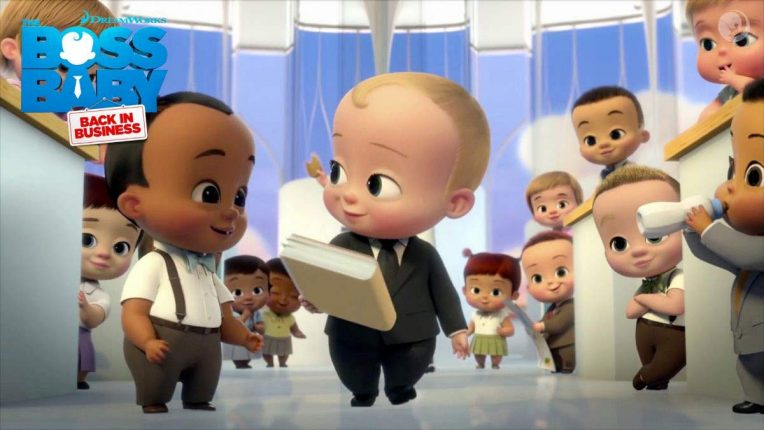 Boss Baby: Back In Business