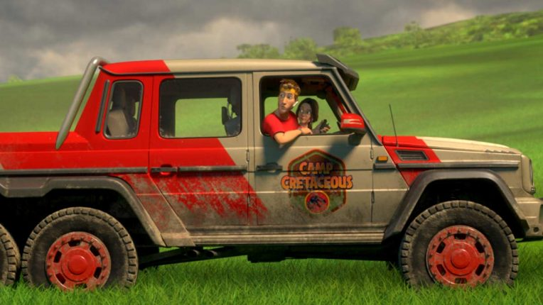 First look at Jurassic World: Camp Cretaceous