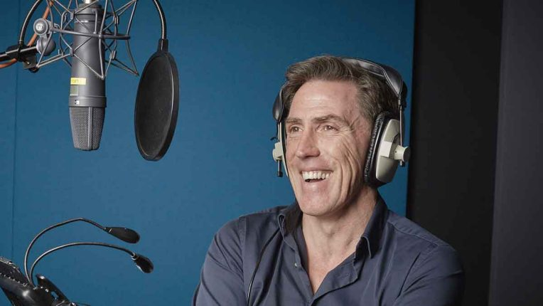 Rob Brydon returns for another Julian Donaldson adventure