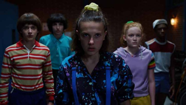 Stranger Things still