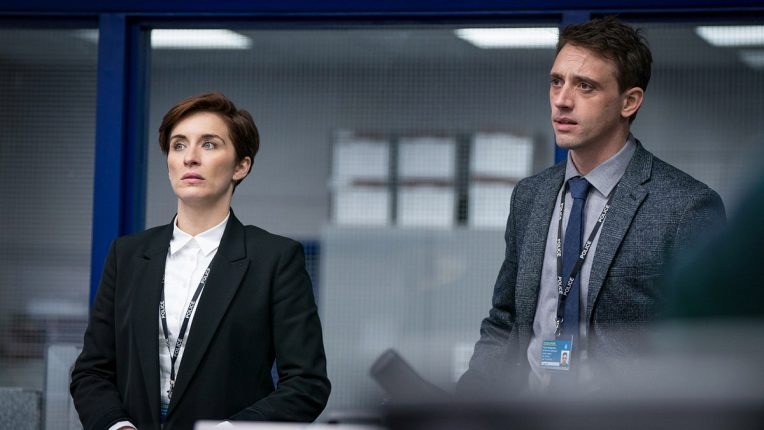 Vicky McClure and Perry Fitzpatrick both star in season 6 of Line of Duty
