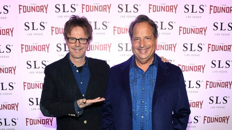 Dana Carvey  and Jon Lovitz