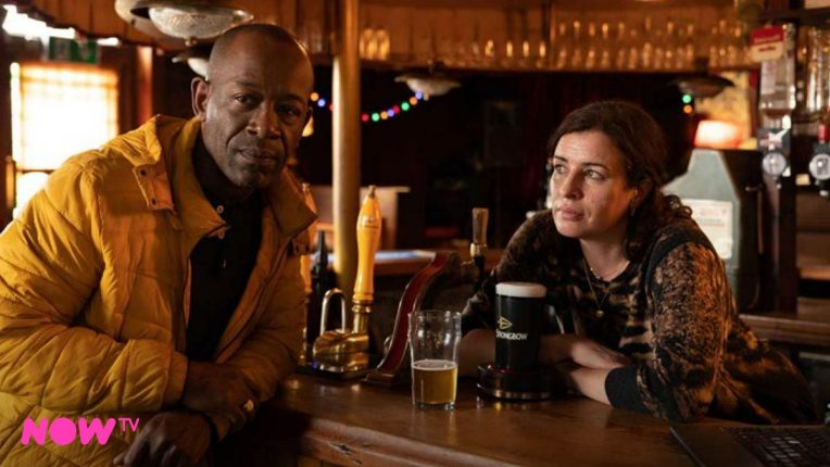 Susan Lynch as Stace in Save Me Too with Lennie James