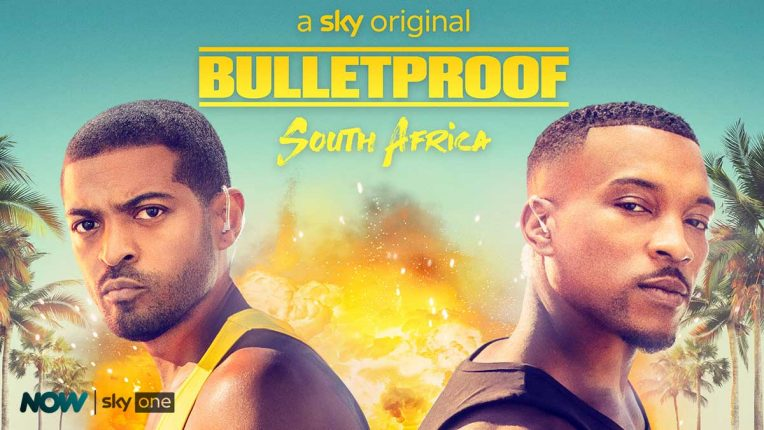 Noel Clarke and Ashley Walters in Bulletproof: South Africa
