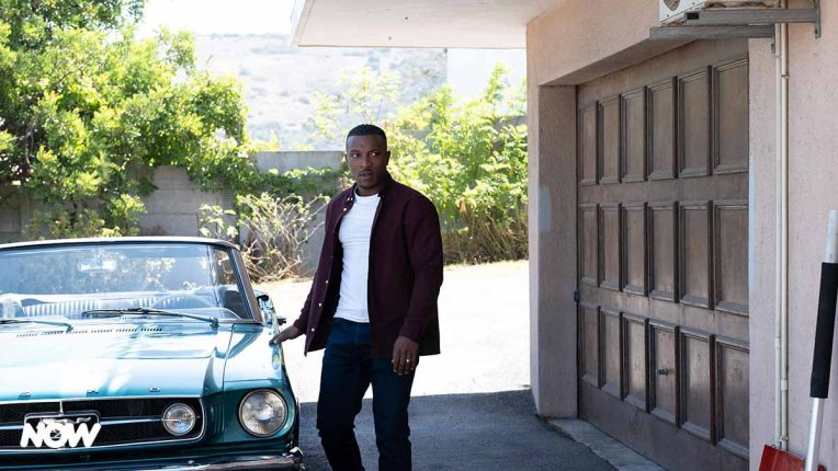 Ashley Walters in Bulletproof: South Africa