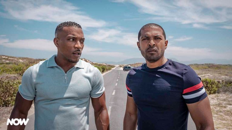 Ashley Walters and Noel Clarke in Bulletproof: South Africa