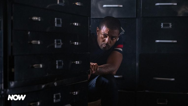 Noel Clarke in Bulletproof: South Africa