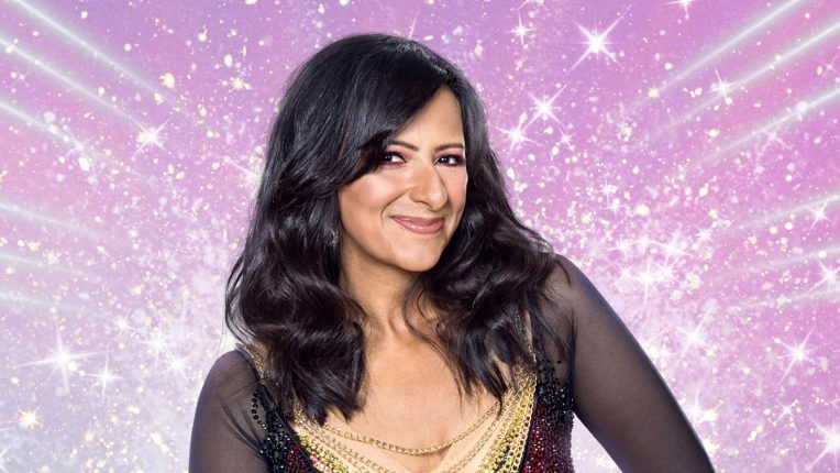 Ranvir Singh on Strictly 2020
