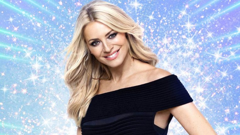 Strictly presenter Tess Daly