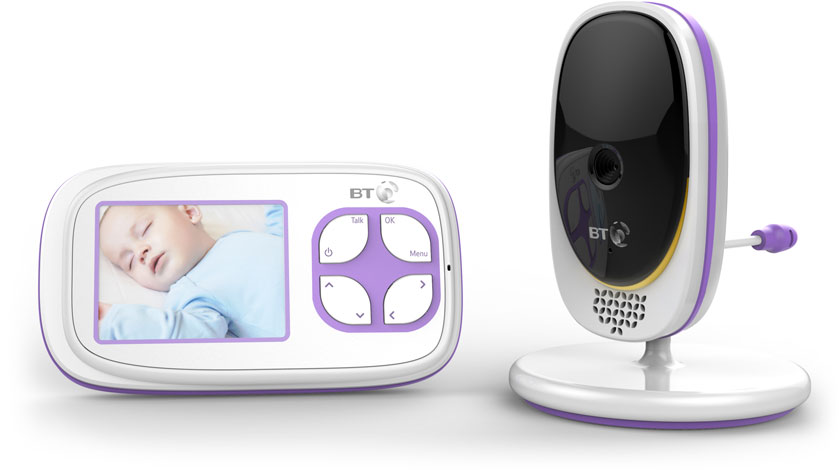 Video Baby Monitor 3000