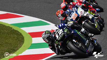 BT Sport - Catch all MotoGP™