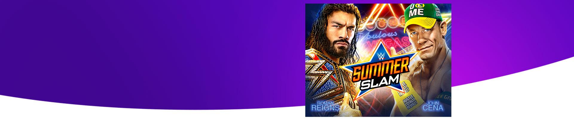 <b>Watch</b> WWE SummerSlam on <b>BT Sport Box Office</b>