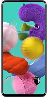 Buy Samsung Galaxy A51 | BT phone deals | BT Black